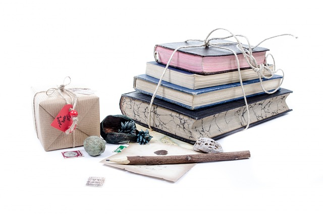 Packing your books and documents