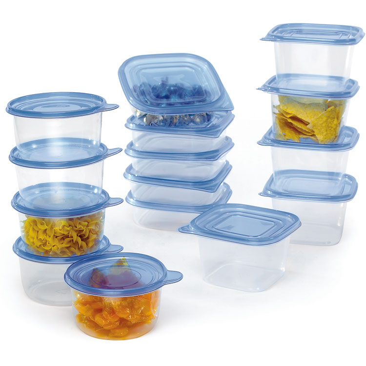 Different Types of Plastics are used for Different Packaging Purposes