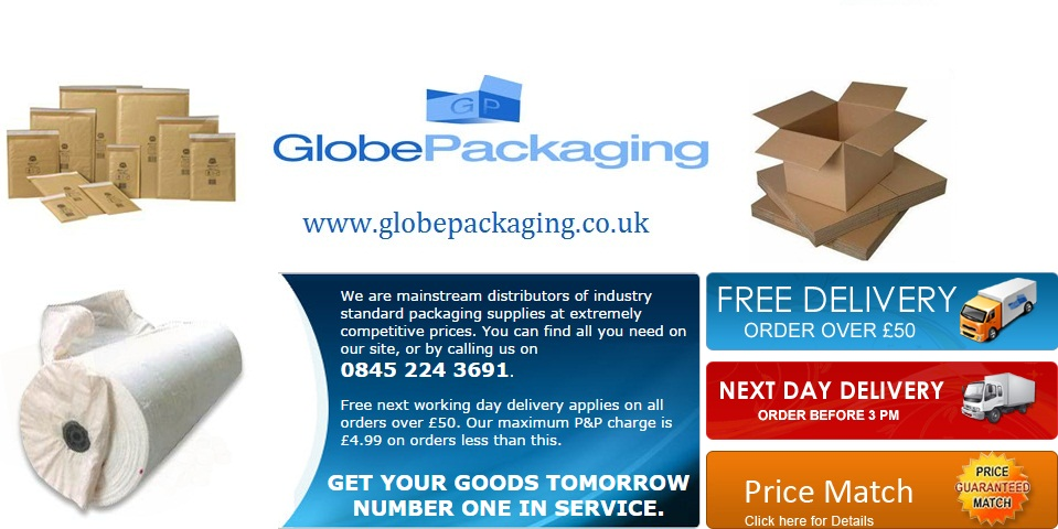 packaging supplies uk