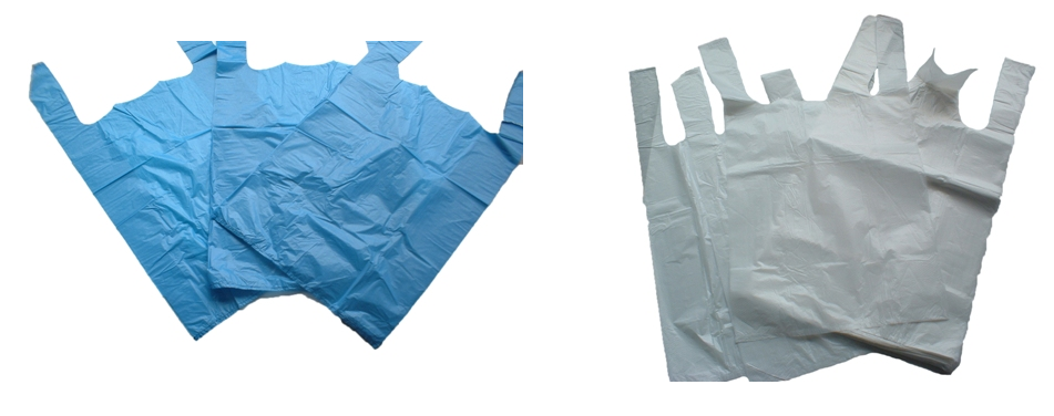Plastic Vest Carrier Bags
