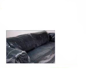 Four Seat Sofa Removal Poly Cover Storage Bag