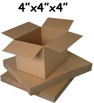 GP Globe Packaging 15x Double Wall Brown Mailing Cardboard Boxes 16 x 16 x 16