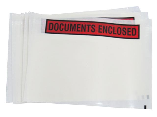 Printed Document Enclosed Wallet