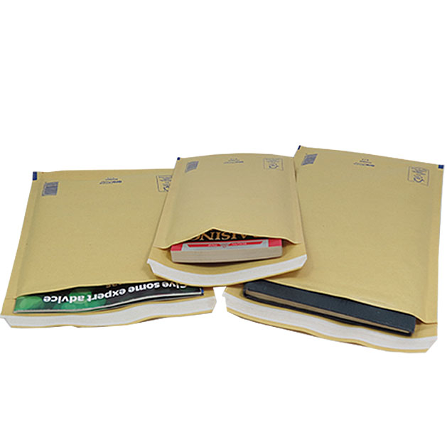 50 x Arofol Size AR2 (00/B) Gold Padded Bubble Envelopes 120x215mm