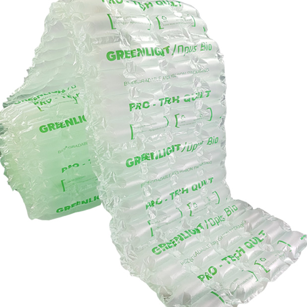 15 Cubic Foot Bag of Opus Pro-Tech Biodegradable Bubble Quilt Chambers 400mm x 260mm