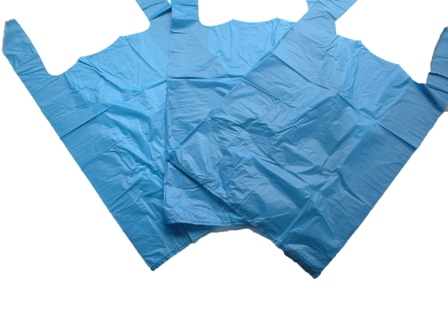 Blue Carrier Bags 11