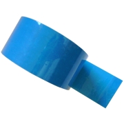 12 Rolls of Blue Coloured Packing Tape 50mm x 66m