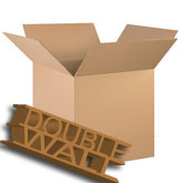 50 x Double Wall Storage Moving Boxes 18