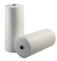 500mm x 3 x 200M Rolls of Jiffy Foam Wrap