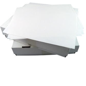 2000 x A4 Sheets of Printer Address Labels - 4 Per Sheet