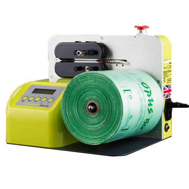 'Opus Air' Air Pillow Void Fill Machine With 24 Rolls Of Film (MACHINE FREE ON LEASE)