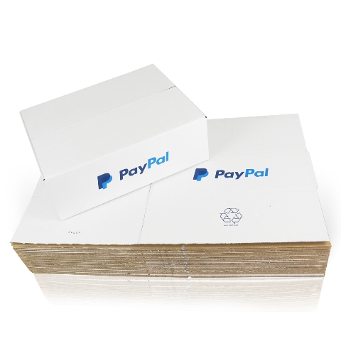 Max RM Small Parcel Cardboard Boxes 442x342x145mm (PP6)