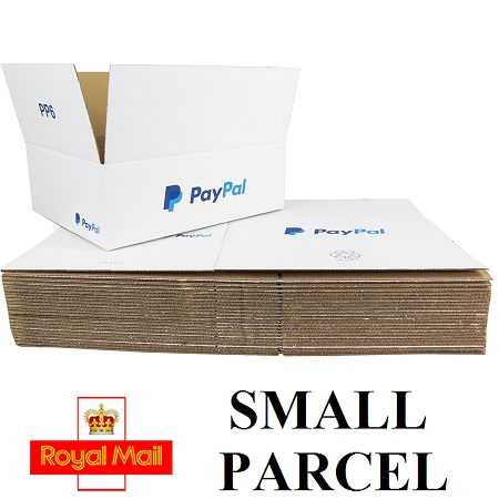 PayPal Max Size RM Small Parcel 442x342x145mm