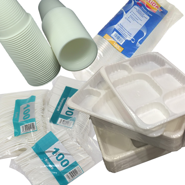 Disposable Plastic Items