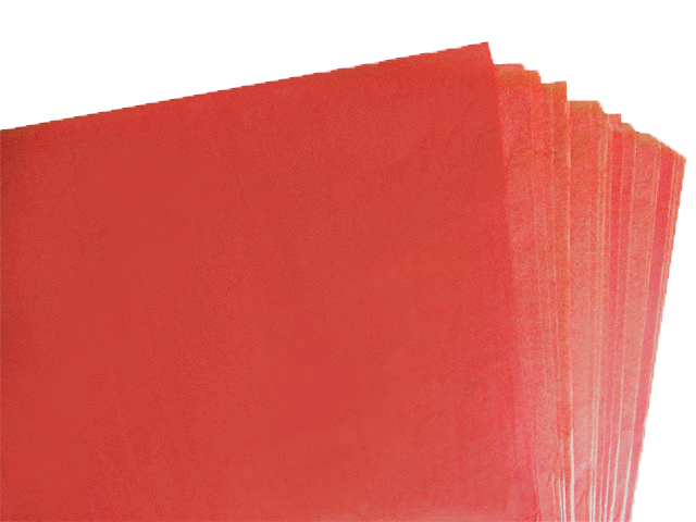 100 Sheets of Burgundy Coloured Acid Free Tissue Paper 500mm x 750mm ,18gsm