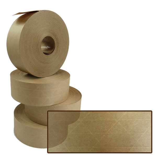48 x Rolls of Extra Strong Reinforced Gummed Paper Water Activated Tape 48mm x 100M