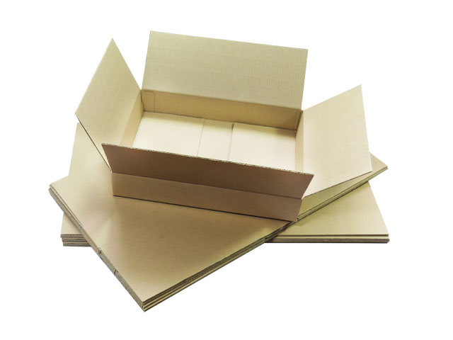 10 x Maximum Size Royal Mail Small Parcel Boxes 449x349x79mm