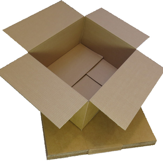 10 x NEW Maximum Size Royal Mail Small Parcel Boxes 450x350x160mm