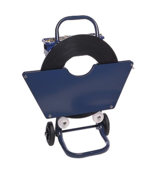 Heavy Duty Pro-Series Steel Pallet Strapping Dispenser Trolley SD32