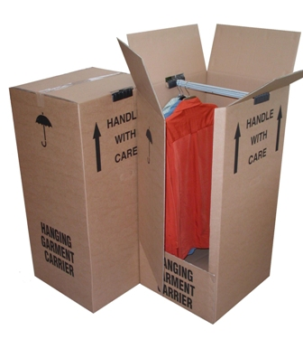 XL Size Wardrobe Boxes 20x18x49