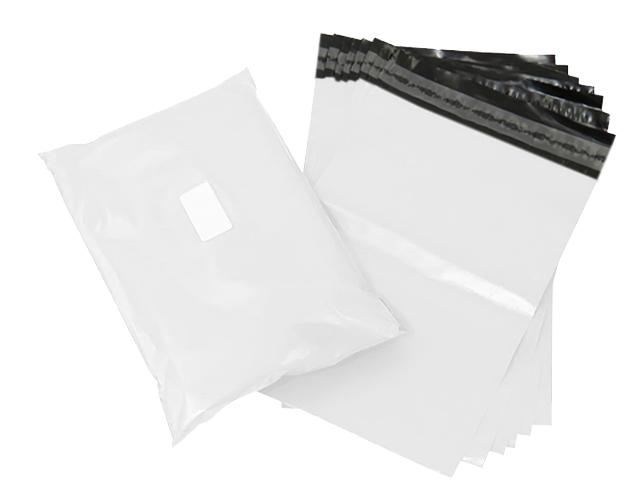 db389b86b3 White Mailing Bags