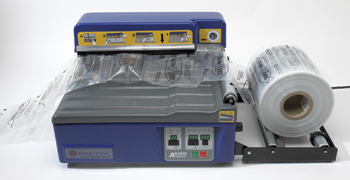 Airspeed 6000 Air Pillow Void Fill Machine With 48 Rolls Of Film (MACHINE FREE ON LEASE)