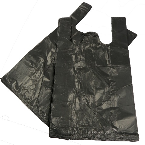 Black Carrier Bags 11