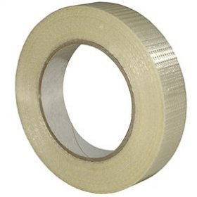6 x Rolls Crossweave Reinforced Tape 25mm x 50M