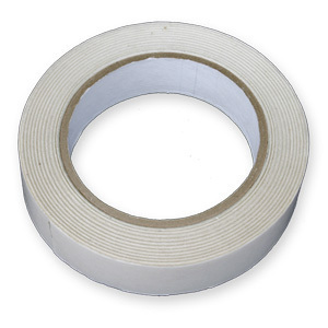 6 x Rolls Double Sided Tape 12mm x 50M