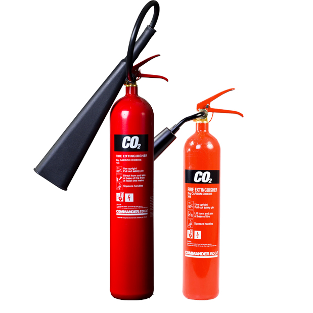 CO2 Carbon Dioxide Fire Extinguishers