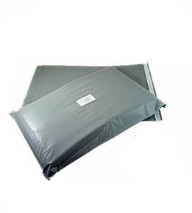"100 x Strong Grey Poly Mailing Bags 28"" x 34"" (700mm x 850mm)"