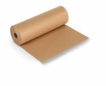 600mm x 225M Brown Kraft Wrapping Paper Roll