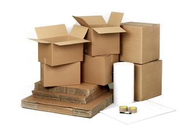 House Moving Removal Kit No 1 (40 Cardboard Boxes + Materials)