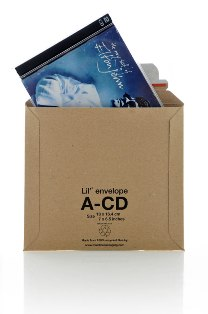 Lil Rigid Envelopes Size 'CD'