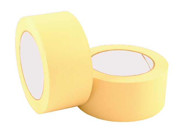 6 x Rolls of Masking Painting Tape 50mm x 50m