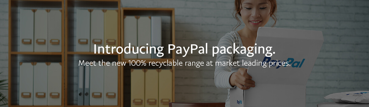 Paypal with Globepackaging