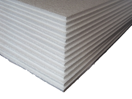 50 x Polystyrene Foam Packing Sheets 600x400x10mm
