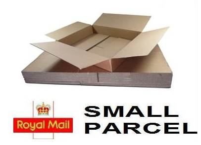 New Size RM Small Parcel Boxes 449x349x159mm