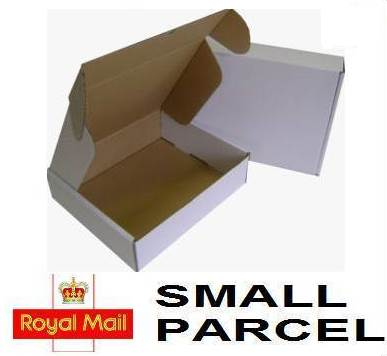 Max Size RM Small Parcel Die-cut 440x349x79mm
